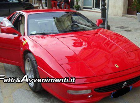 Pontiac Fiero trasformata in Ferrari F355? Ravanusano assolto perché il fatto non sussiste