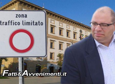 """Sciacca, niente ZTL. Salvatore Monte: """"Con la giunta Valenti siamo tornati indietro, solo cambiamenti negativi"""""""
