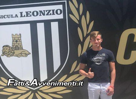 Licata, Calcio. Antonio Pesarini della Santa Sofia giocherà in Lega Pro con la Sicula Leonzio