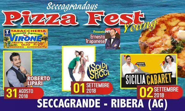 Ribera. PizzaFest, tra 10 giorni si inizia con il cabaret: confermato il concerto di Enrico Ruggeri