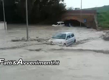 """Sciacca, rischio idrogeologico. Monte e Deliberto: """"Quali provvedimenti sono stati adottati per evitare problemi?"""""""