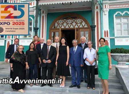 Forum Internazionale Turismo Ekateriburg: Fijet appoggia progetto della città a sede di Expo 2025