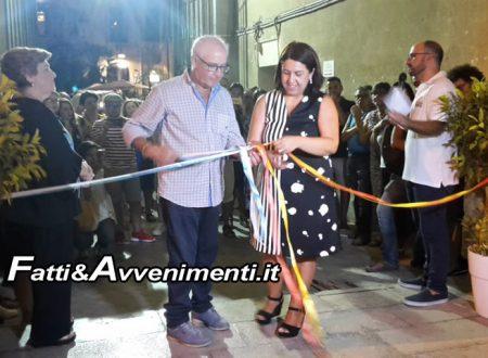 """Sciacca. Inaugurata la mostra """"LIFE is colours: memorial Fabrizio Piro"""""""