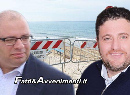 """Sciacca. Monte e Bentivegna: """"San Giorgio sempre peggio, venga annessa da altro Comune che se ne occupi"""""""