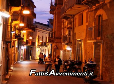 Sciacca. Concerto di Gigi D'Agostino: apertura domani di via Licata e chiusura di via Incisa da Piazza Carmine