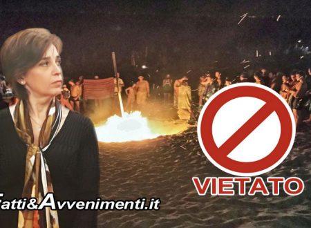 """Sciacca, ferragosto sicuro. Ordinanza del sindaco Valenti: """"Vietati barbecue e tende da campeggio"""""""