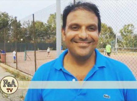 Sciacca. David Emmi nuovo presidente di Passione Tennis parla del nuovo corso dell'associazione