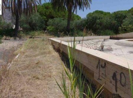 """L'AltraSciacca. Parco delle Terme… """"Ei fu"""": reportage fotografico per futura memoria"""