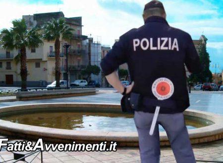 Sciacca. Ragazzi litigano in strada a San Michele: uomo li fa scappare con una pistola in pugno, denunciato dalla Polizia