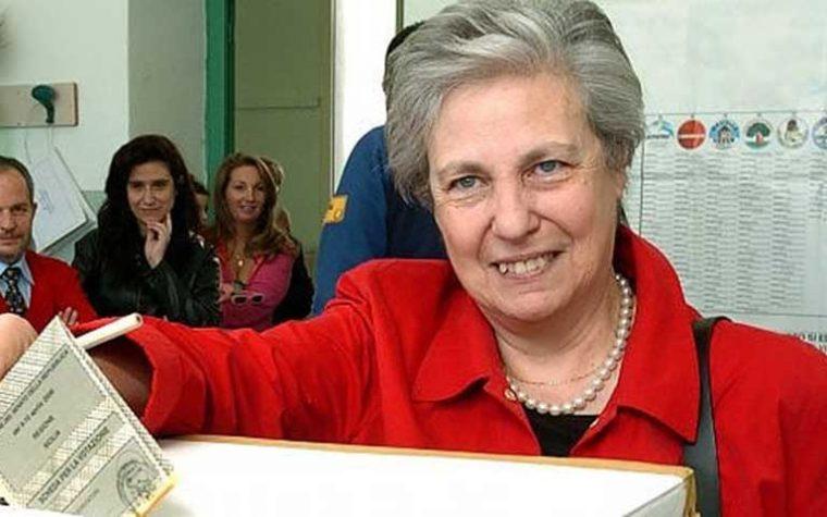Palermo. È morta Rita Borsellino sorella del magistrato ucciso dalla mafia nel '92