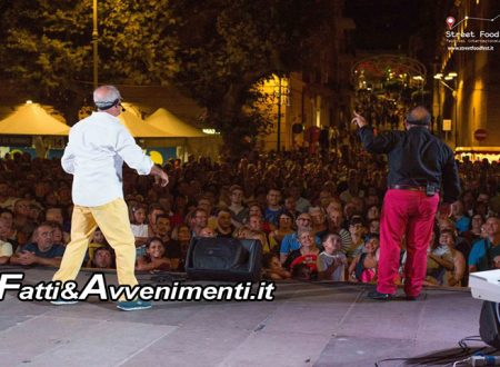 Sciacca. Risate con Toti e Totino alla seconda serata dello Street Food Fest: Stasera i Camurria e Disco Love Preview