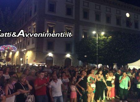 Sciacca. Stasera Lorenzo Licitra allo Street Food Fest