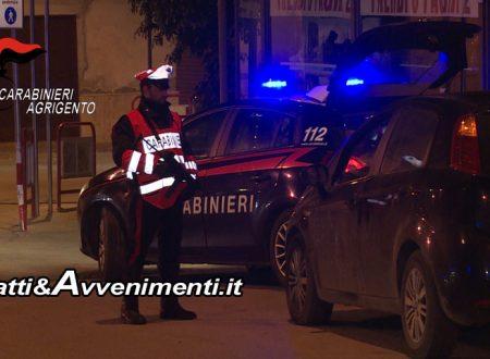 Canicattì. 18enne rapina 15enne e lo minaccia con un coltello: Carabinieri lo arrestano