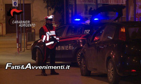 Casteltermini. Beccato con auto rubata, voleva scambiare targhe: 34enne arrestato per ricettazione