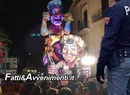 Sciacca. Carnevale estivo, la polizia seda una rissa: un arresto e un minorenne denunciato