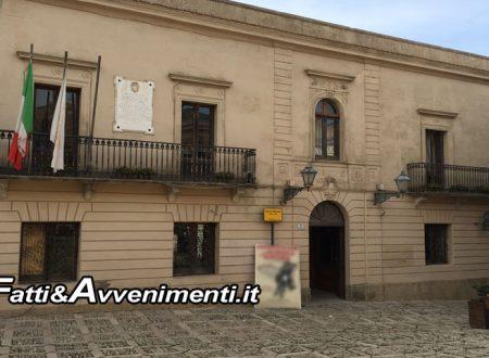Erice. Rubati 110mila euro dal bancomat dentro il Municipio: manomesse telecamere sorveglianza, Carabinieri indagano