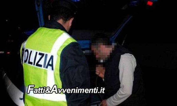 Provincia Agrigento, controlli Polizia. Un 52enne di Sciacca ubriaco alla guida sulla SS115: denunciato