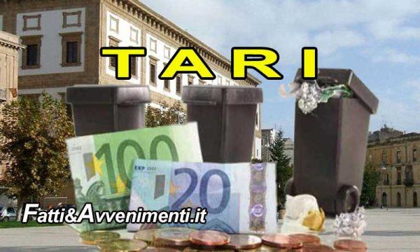 Sciacca. Tari: agevolazioni straordinarie per cittadini e attività economiche con riduzioni fino al 100%