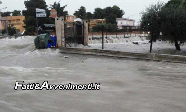 Ribera, alluvione 24-25 novembre 2016. Ecco i moduli per fare domanda contributo risarcimento danni