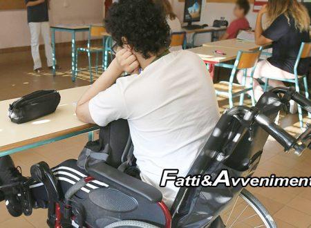 Provincia. Garantiti dal Libero Consorzio operatori qualificati per 224 studenti disabili delle scuole superiori