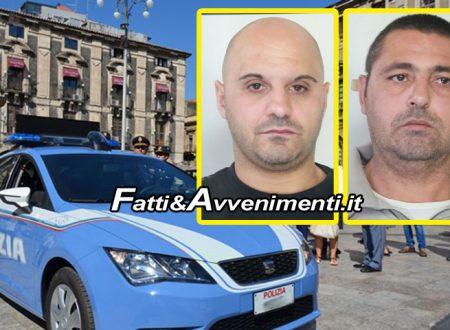 Catania. Lite tra donne al rione San Cristoforo finisce a colpi di pistola: due arresti per tentato omicidio