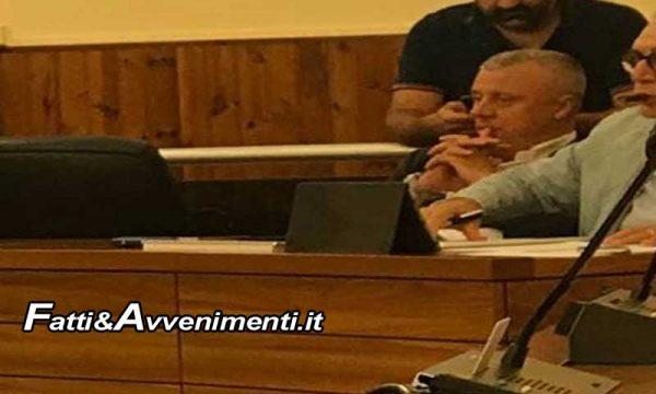 Sciacca. Consiglio Comunale: Filippo Bellanca in consiglio, Mandracchia assente, la lunga serata della Valenti
