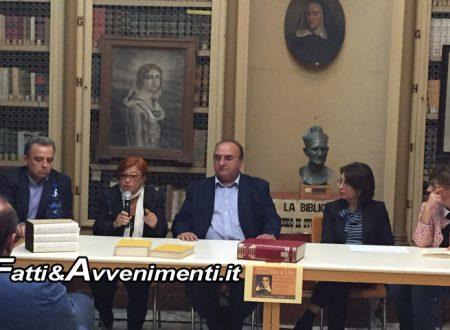 "Sciacca. ""Tommaso Fazello"" ieri nella biblioteca storica ""Aurelio Cassar"""