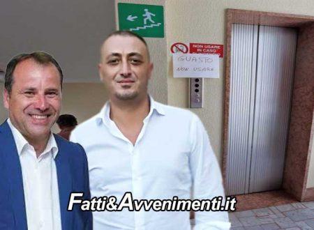 """Sciacca. Milioti e Bono: """"Guasto all'ascensore Istituto """"I. Scaturro"""" crea problemi a alunni disabili"""""""