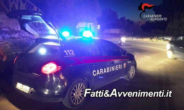 Raffadali. Carabinieri arrestano spacciatore nigeriano 18enne: beccato con 250 gr di marijuana in casa