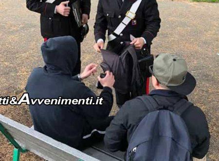 Vittoria (RG). Spaccia davanti una scuola media: arrestato, in casa aveva mezzo kg di marijuana