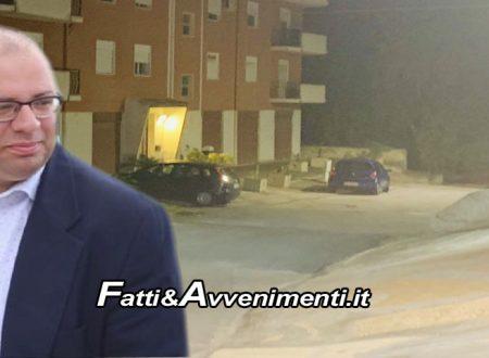 """Sciacca. Monte: """" Via B. Nastasi sembra zona bombardata, si provveda"""""""