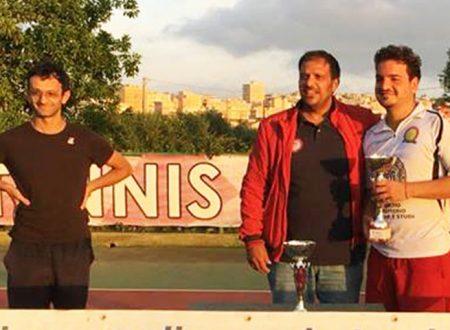 Torneo Passione Tennis a Sciacca: vince il favarese Gabriele Bosco sul saccense Rosario Turturici
