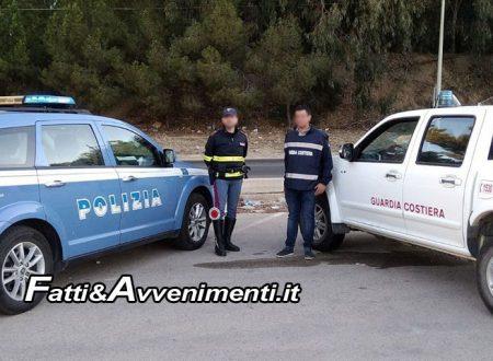 """Messina. Polizia sequestra 300kg di pesce al Casello Autostradale: """"non idoneo al consumo umano"""", 3mila euro di multa"""