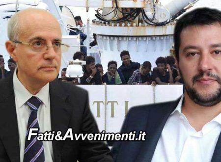 """Inchiesta Diciotti. Agrigento e Palermo non competenti, gli atti passano a Catania, Salvini: """"Basta, lasciatemi lavorare"""""""