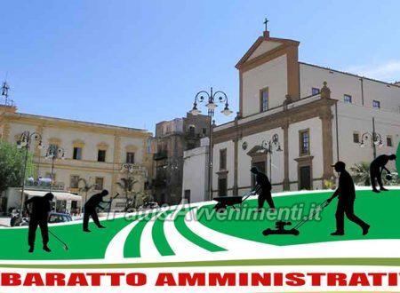 """Ribera. D'Azzo, Farruggia, Li Voti, Lupo, Mulè e Tramuta, chiedono a Pace l'approvazione del """"Baratto Amministrativo"""""""
