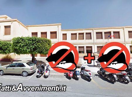 """Sciacca.Topi Scuola Sant'Agostino Comm. Sanità: """"2 derattizzazioni e bambini ancora a rischio infezioni"""""""