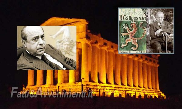 Agrigento ricorda Tomasi di Lampedusa e Leonardo Sciascia