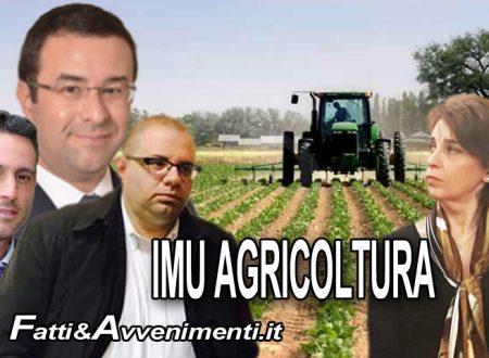 """Monte: """"Grazie a Sottosegretario Candiani sospesa Imu agricola a Ribera, Sindaco Valenti lo farà anche a Sciacca?"""""""