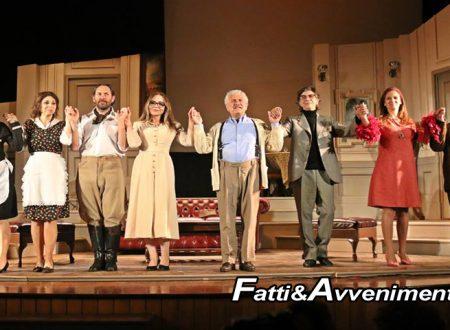 """Ribera, Teatro. Cartellone di primordine per la Rassegna """"Città delle Arance"""": Ornella Muti ed Enrico Guarneri aprono con """"La Governante"""""""