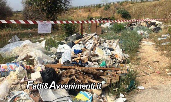 """Agrigento. Discarica abusiva, Procura: """"Disastro ambientale"""", 44 indagati tra cui Campione di Girgenti Acque"""