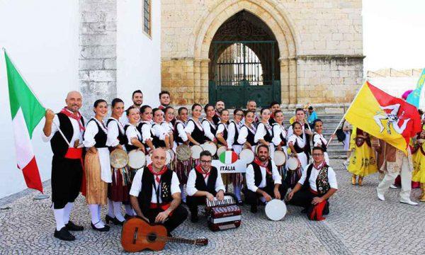Il Gruppo Folkloristico Val d'Akragas in Marocco per il Congresso della Fijet