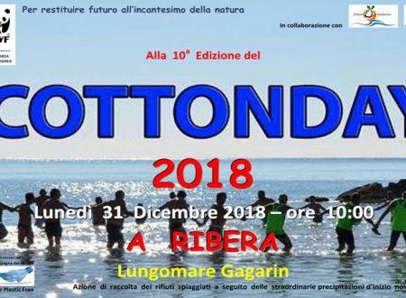 """Ribera. Domani a Seccagrande il Cotton Day con il WWF: """"Puliamo la spiaggia in memoria del medico Pietro Cottone"""""""