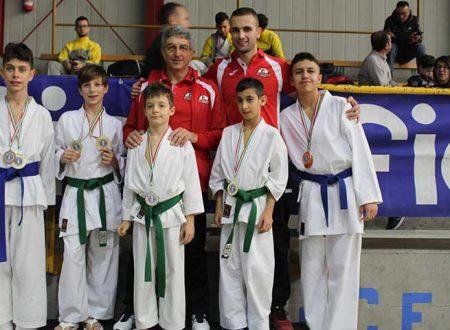 L'associazione saccense Sakura  vince nella coppa Italia Fiam di Karate disputata l'1 e 2 a Cervia