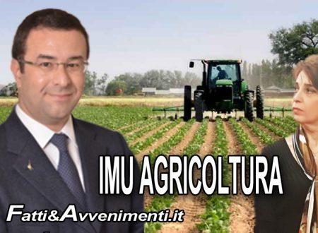 """Sciacca vuole imitare Ribera su sospensione Imu Agricola, Centro-Destra: """"Sindaco Valenti si attivi con il Governo Nazionale"""""""