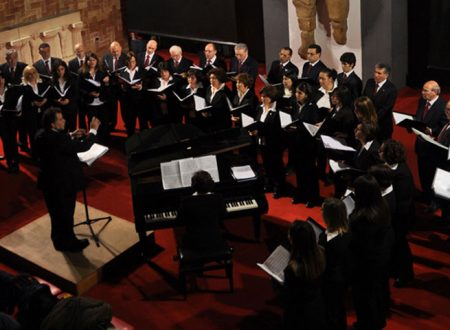 Sciacca. Coro della Filarmonica di Santa Cecilia oggi alla Chiesa Madre