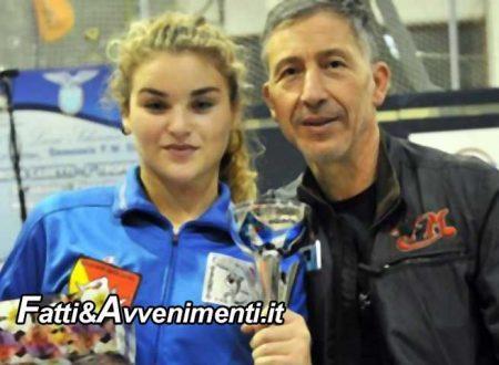 Discobolo Sciacca. Carolyn Frenna protagonista a Eislingen (Germania) nella prova circuito Europeo under 17