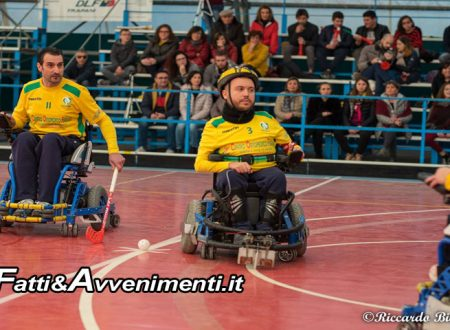 """Sciacca. Leoni Sicani lanciano raccolta fondi per comprare carrozzina sportiva: """"Strumento di integrazione"""""""