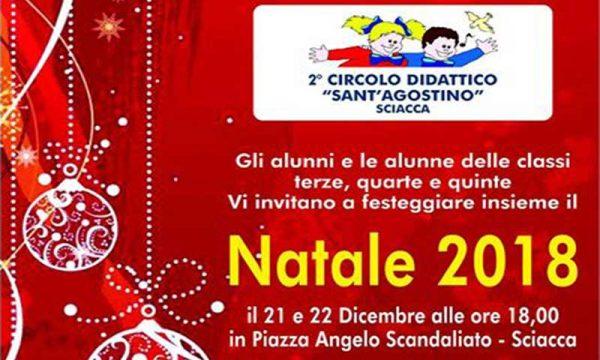 """Sciacca. Anche quest'anno al II Circolo Sant'Agostino promossa """"La Bottega delle Bontà"""": ricavati andranno in beneficenza"""