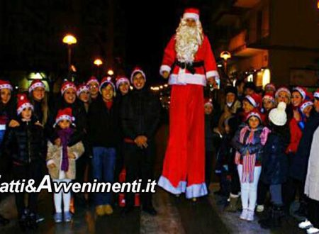 Ribera. Iniziano oggi gli eventi del Natale: Tanti gli appuntamenti per grandi e piccini: ecco il cartellone