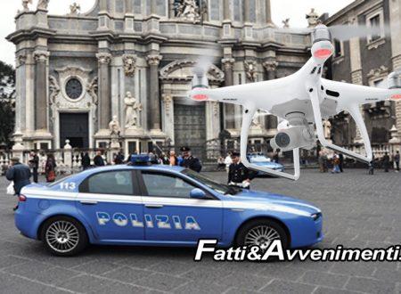 Catania. Tenta di far volare drone con telecamera senza autorizzazione ENAC: Denunciato e hard disk con riprese sequestrato
